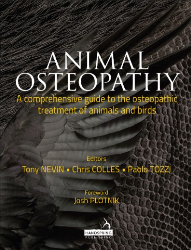 Book Review Animal Osteopathy Part 3